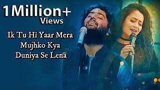 Akhiya Meri Puch Rahi Hai (LYRICS) - Pati Patni Aur Woh | Arijit Singh,Neha Kakkar