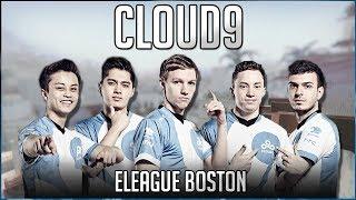 Cloud9's Teamwork