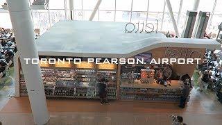 カナダ トロント・ピアソン国際空港 / Toronto Pearson International Airport, Canada【トランジット eTA】