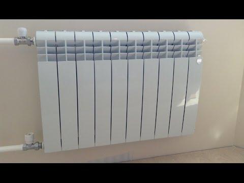 Как помыть батарею (радиатор отопления) из нутри