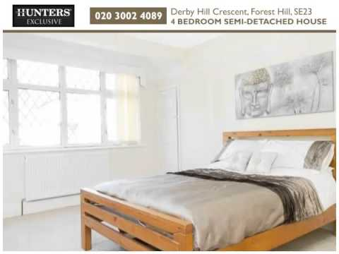 4 Bedroom House Derby Hill Crescent Forest Hill Se23 Hunters Estate Ts In Forest Hill