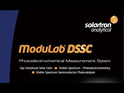 Electrochemistry - Dye-Sensitized Solar Cell Analysis