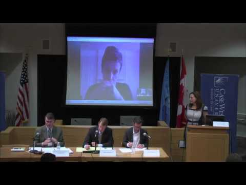 International Regulation of Emerging Military Technologies - Panel 1