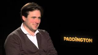 Paddington Director Paul King is The Creepy Guy in the Movie Theater