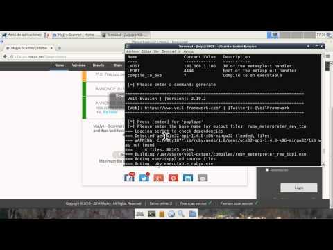 Cómo instalar y usar Veil Framework