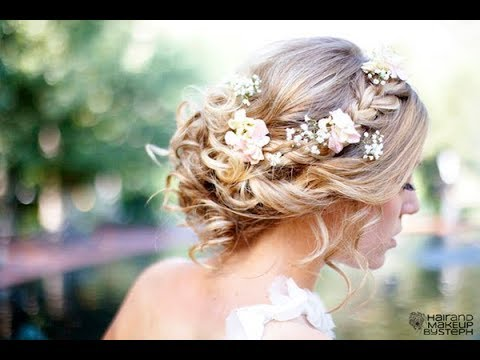 Beach Wedding Hairstyles For Short Hair - YouTube