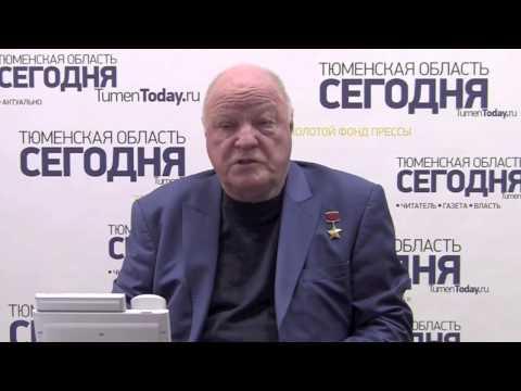 Игорь Волк О главном событии в космической карьере