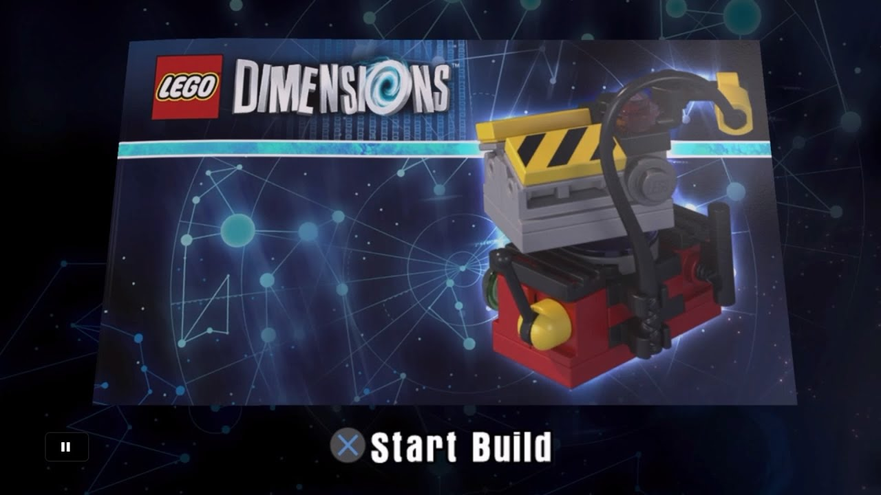 lego dimensions ghostbusters instructions