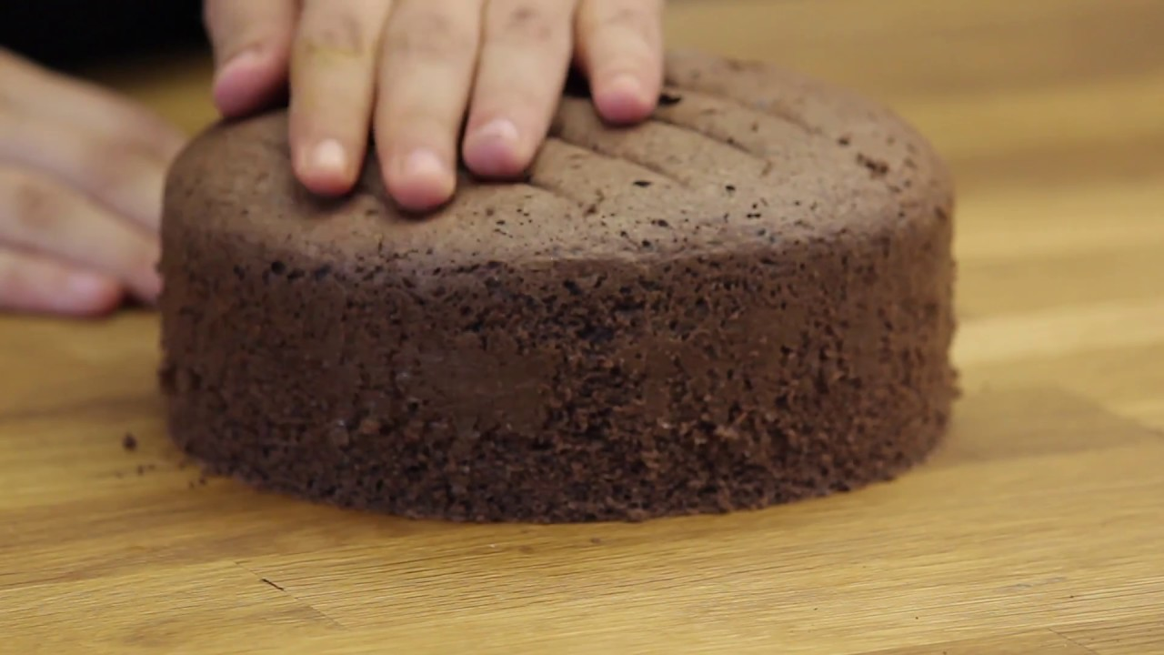 Kakaolu Pandispanya Nasıl Yapılır