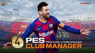 PES CLUB MANAGER - KONAMI
