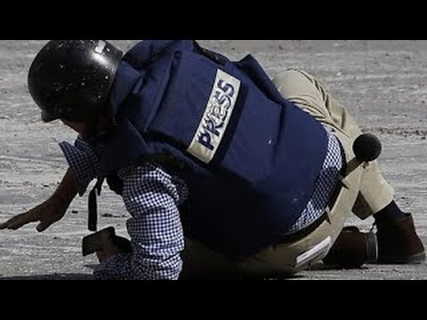 Reporting from the World's Deadliest Places | Frontline Repo