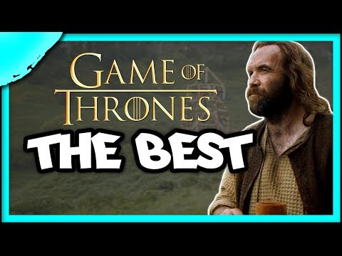 The Best Passage in Game of Thrones is SECRETLY about the Hound