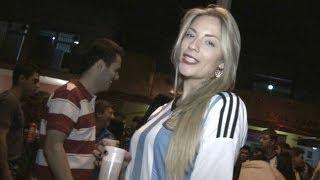 La noche de Belo Horizonte explota al ritmo del Mundial