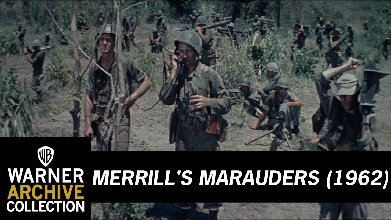 Merrills Marauders (1962) HD Trailer - YouTube