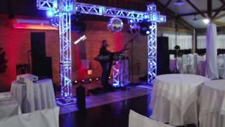 Fire Machine - Máquina de Fogo Lança Chamas Casamento Edson Show Som Pra Festa Joinville