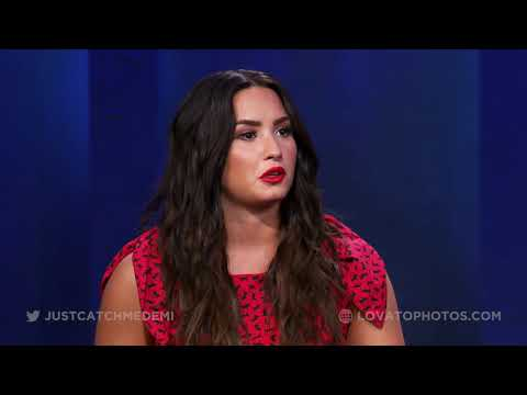 Demi Lovato on Project Runway - Season 16, Episode 04