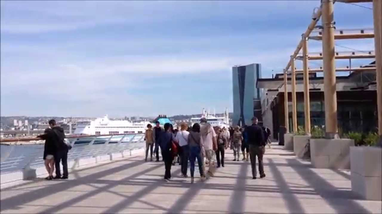 Les terrasses du port marseille youtube - Boutique terrasse du port ...