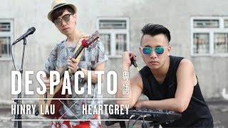 Despacito Cantonese 粵語版 (Beatbox Cover) By HeartGrey & Hinry Lau