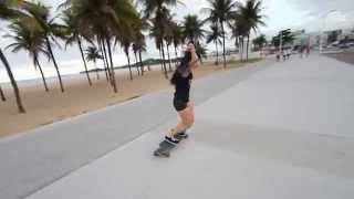 ПРикОлы. Скейтборд и симпатичная девушка