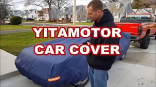 Video YITAMOTOR Car Cover Review download MP3, 3GP, MP4, WEBM, AVI, FLV Juni 2018