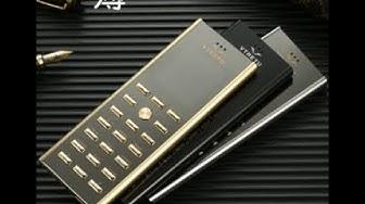 Cực HOT Điện thoại thời trang mới Vertu V01 giá rẻ sành điệu - Vtretu V01 giá 650k