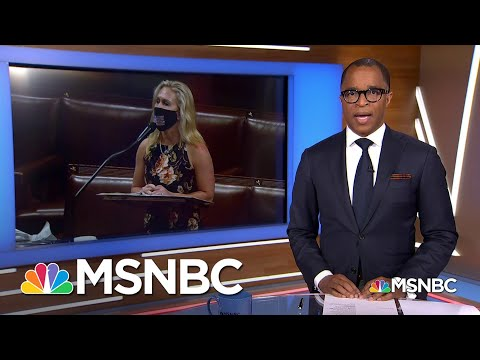 Capehart Condemns Marjorie Taylor Greene's Transphobic Speech Against Equality Act | MSNBC