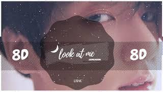 🐰 [8D AUDIO] JUNGKOOK - LOOK AT ME  [USE HEADPHONES 🎧] STADIUM EFFECT   FULL VER.   방탄소년단