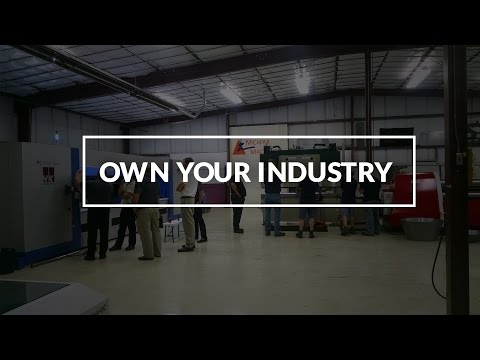 OWN YOUR INDUSTRY: Welcome to the Michfab Machinery Technology Center