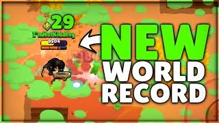 NEW POWER CUBES RECORD IN REAL BATTLE! Brawl Stars Challenge :: Brawl Stars