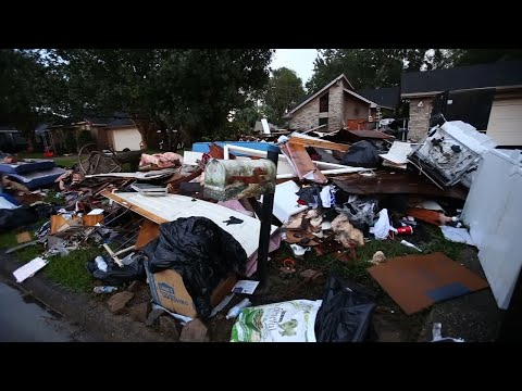 'Harvey' Stirs Climate Debate in Trump Country