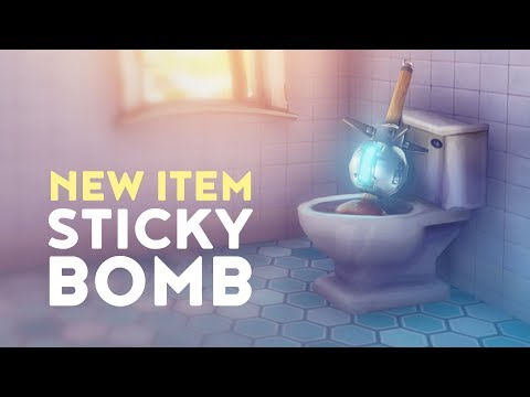 NEW ITEM: STICKY BOMBS! - 21 KILL SOLO (Fortnite Battle Royale)