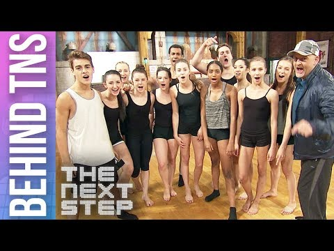 The Next Step - Behind the Scenes: TNS vs Elite (Season 3)