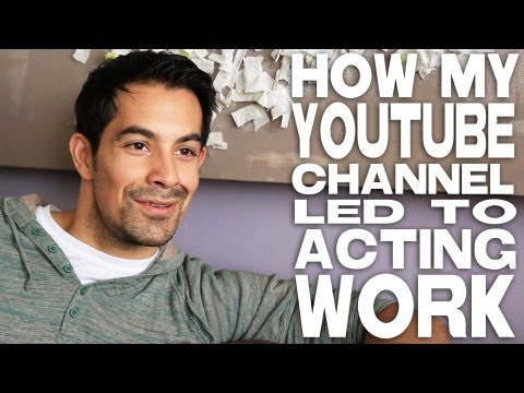 How A YouTube Channel Led To Acting Work by Ace Marrero