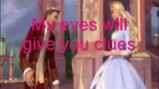 if you love me for me-barbie with lyrics