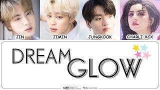 BTS DREAM GLOW Easy Lyrics by GOMAWO