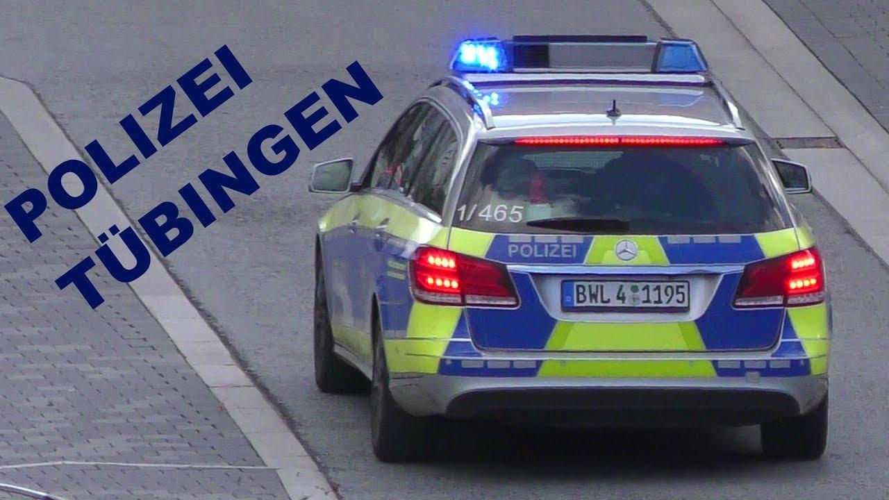 polizeibericht tübingen