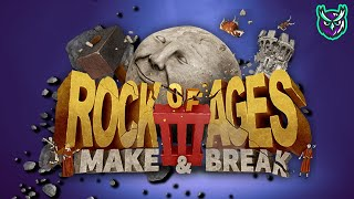 Rock of Ages 3: Make & Break Switch Review - Lets Break it Down! (Video Game Video Review)