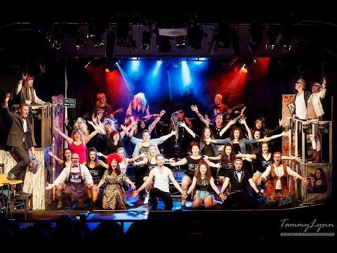Rock Of Ages - Chocolate Theatre Company - July 2016