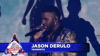 Jason Derulo - 'Trumpets' (Live at Capital's Jingle Bell Ball)