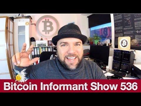 #536 Bitcoin ATM's bei Walmart & BTC ATM Venezuela & Brexit Ungewissheit Bitcoin Boom