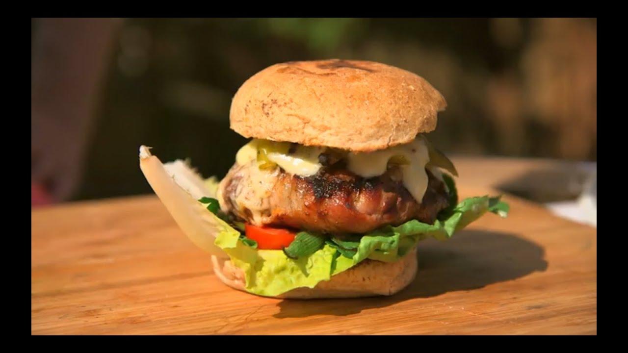 Verdens ondeste baconburger