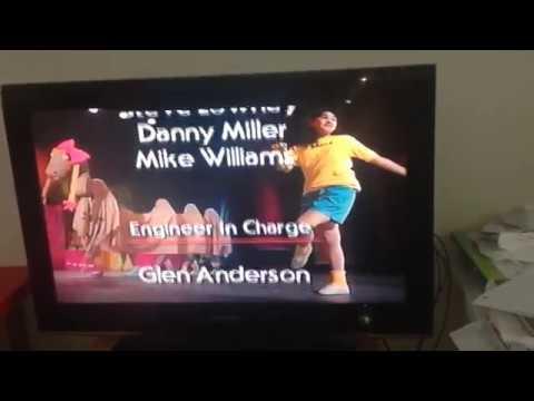 closing to barney & the backyard gang barney in concert ...
