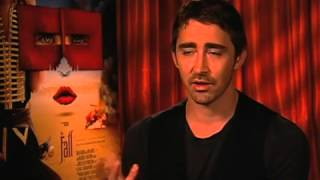 The Fall - Exclusive: Lee Pace Interview (русские субтитры)