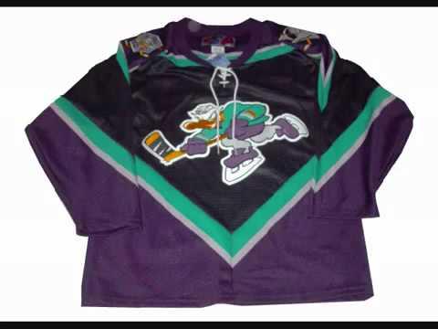 bdfb0c0d719 Cincinnati Mighty Ducks 3rd Jersey S - YouTube