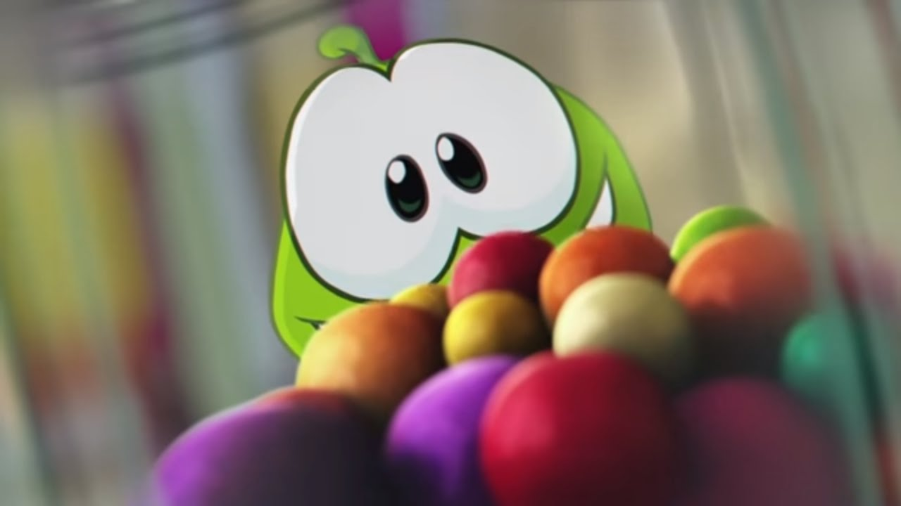 Om Nom Stories (Cut the Rope) - Candy Can (Episode 8, Cut the Rope)