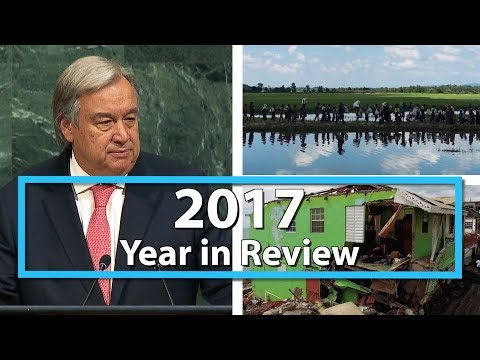 United Nations Year in Review 2017