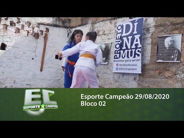 Esporte Campeão 29/08/2020 - Bloco 02