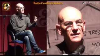 Emilio Carrillo en Andorra;  26/09/2014 (Conocete a ti mism@)