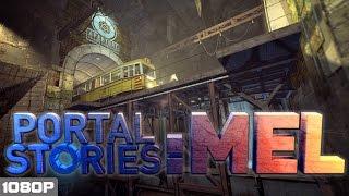 Portal Stories: Mel #11 - Hacking Security (Portal 2 Mod) [PC]
