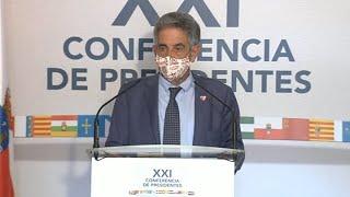 Revilla cree que varios proyectos en Cantabria podrían recibir fondos UE